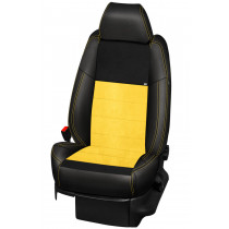 ALCANTARA® yellow